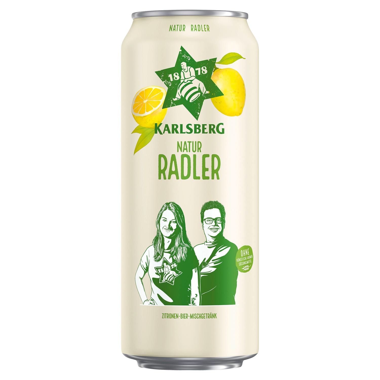Karlsberg Natur Radler 0,5l
