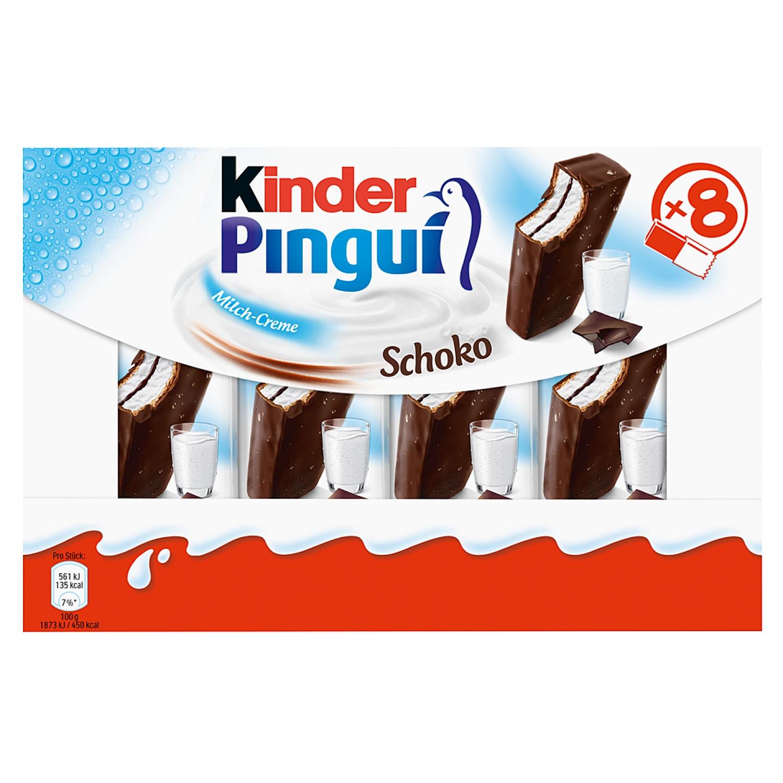 Ferrero Kinder Pingui 8 Stück