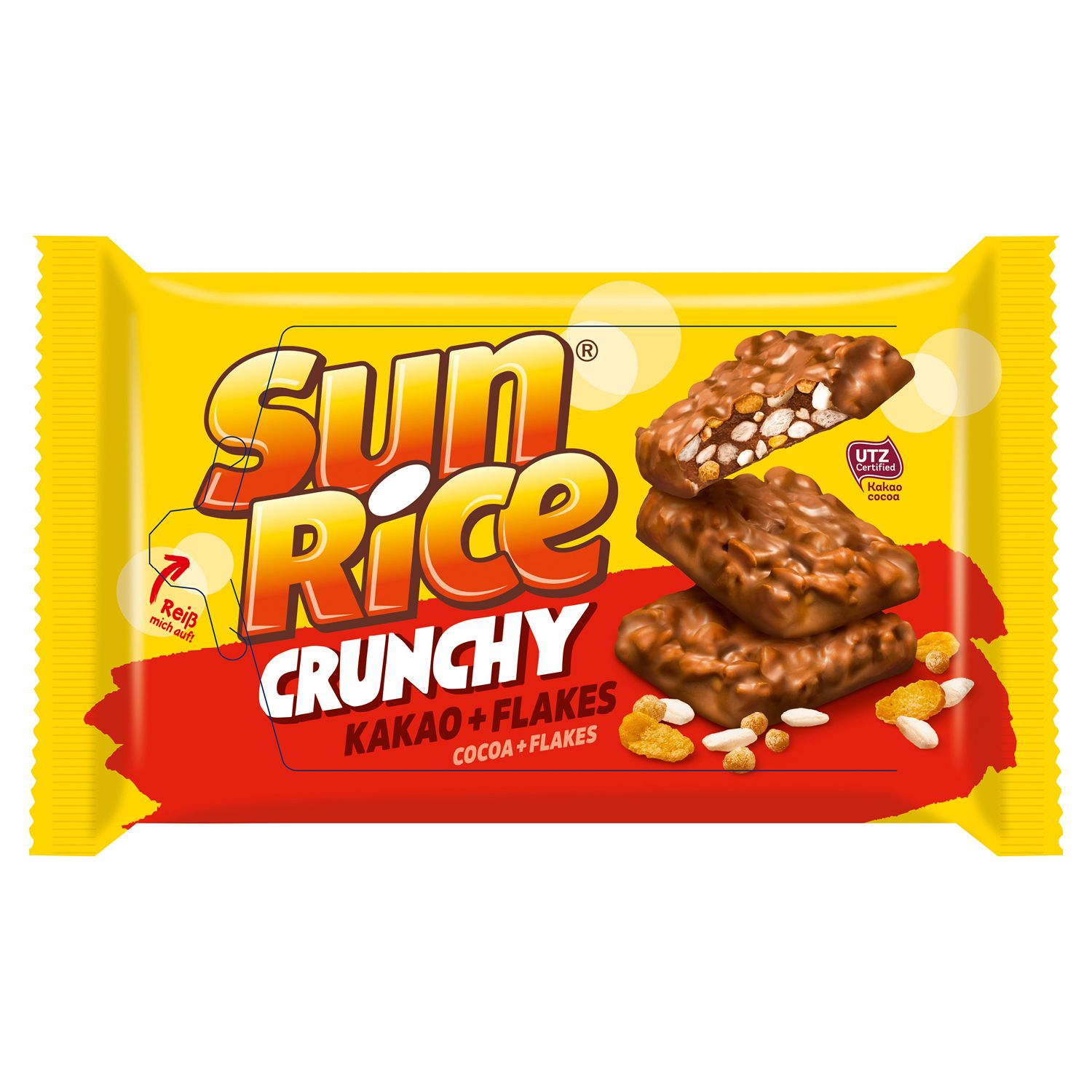 Sun Rice Schoko Happen 250g
