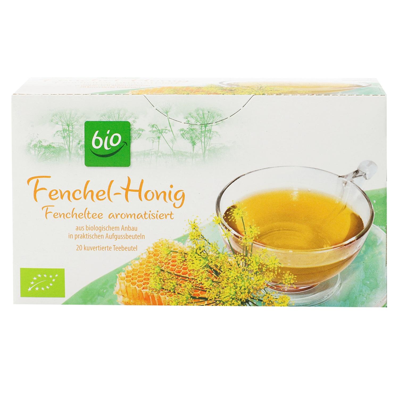 bio Fenchel-Honig aromatisiert 20 Beutel