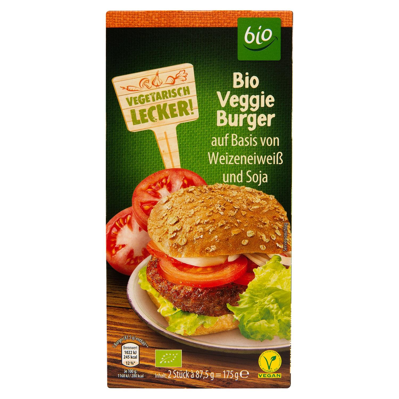 Vegetarisch Lecker Bio Vegane Vielfalt 175 g