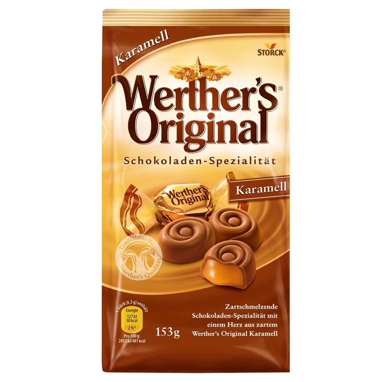 Werther's Original Schoko Toffees 180g