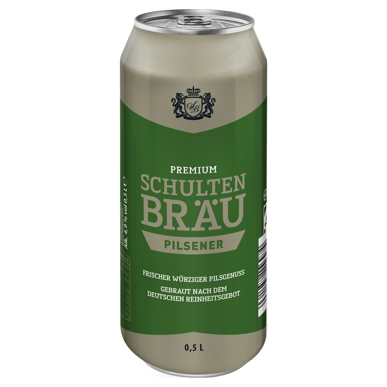 Schultenbräu Premium Pilsener 0,5l