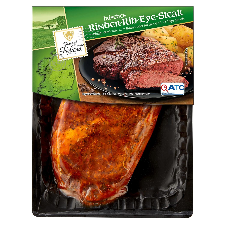 Taste of British Isles Irisches Rind Rib-Eye-Steak*