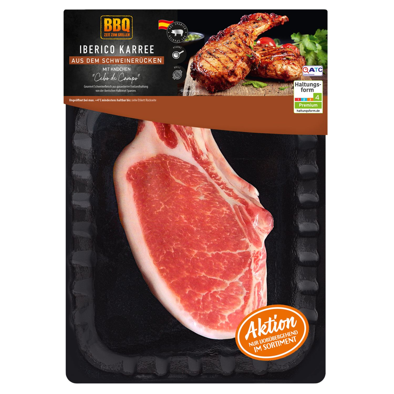 BBQ Iberico-Karree 249g*
