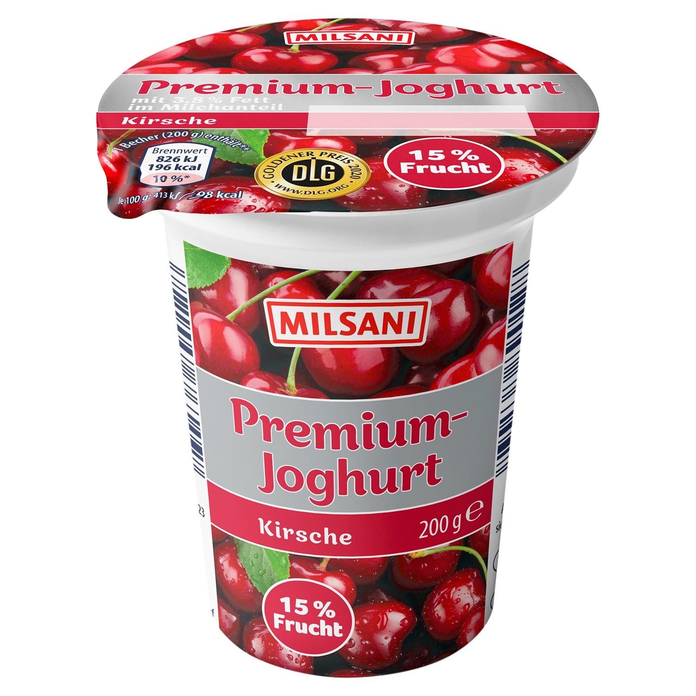 MILSANI Premium-Joghurt 200g