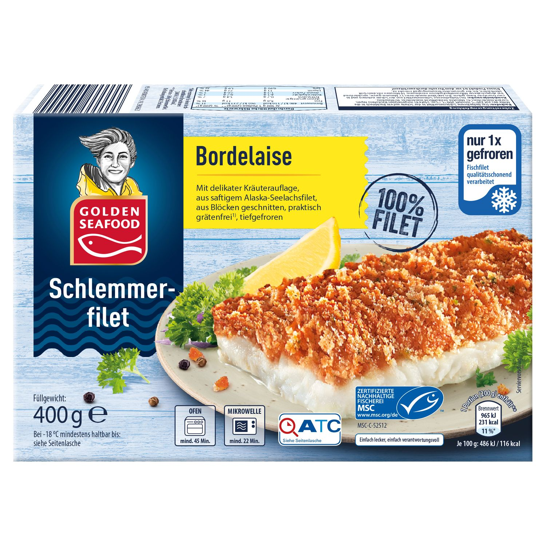 Golden Seafood Schlemmerfilet 400 g