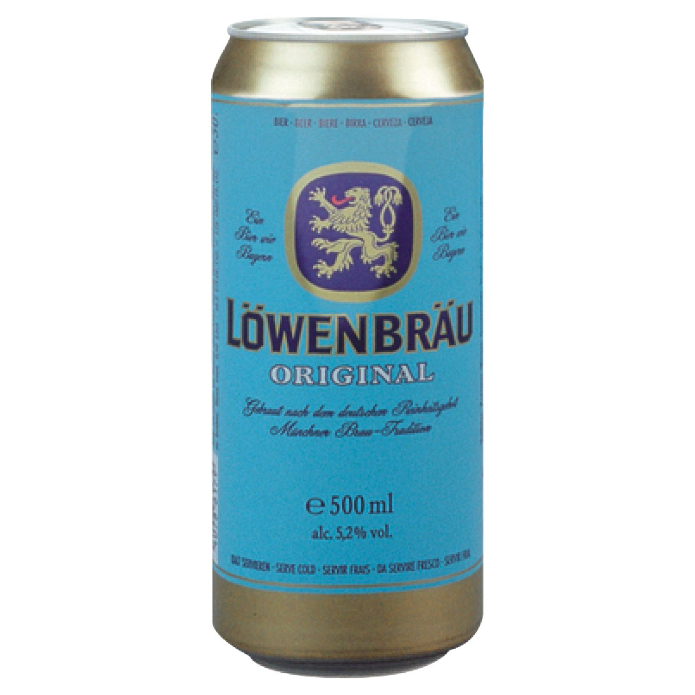 Löwenbräu Original 0,5 l