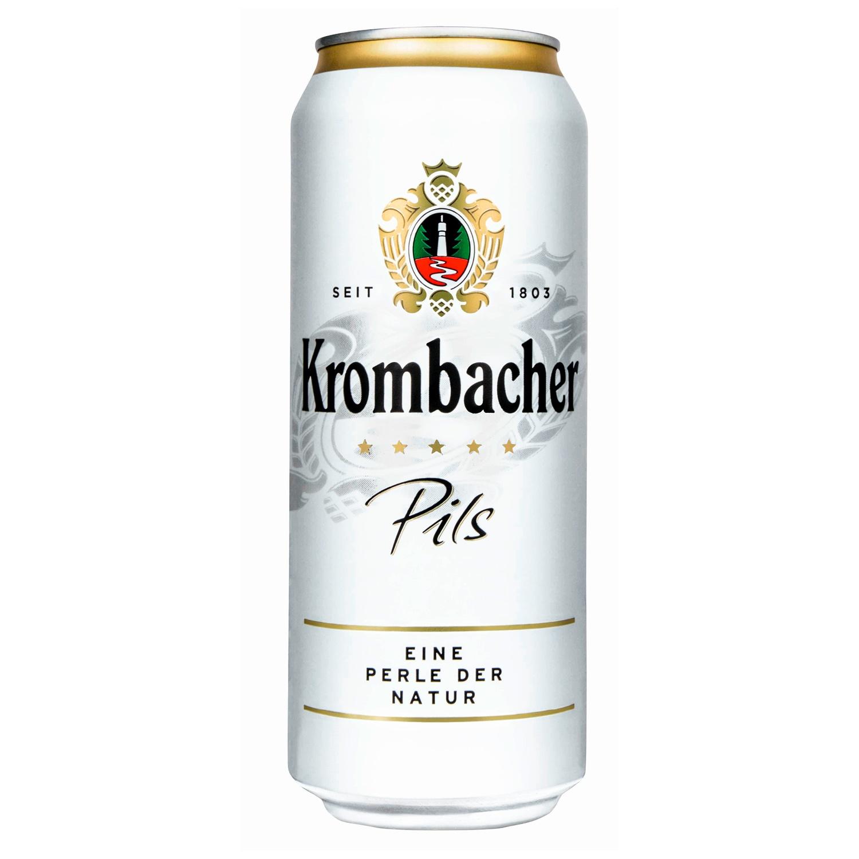 Krombacher Pils 0,5l