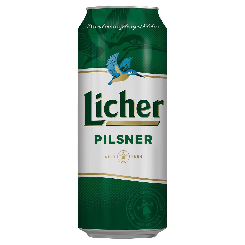 Licher Pilsner 0,5l