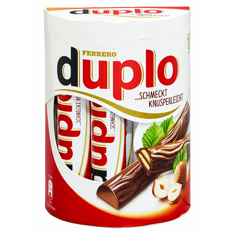 Ferrero duplo 10 Riegel