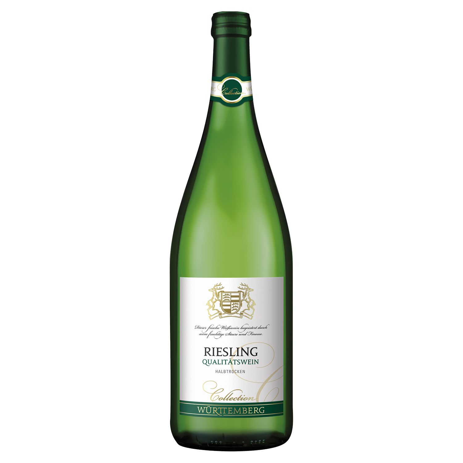 COLLECTION WÜRTTEMBERG Riesling Qualitätswein QbA 1l