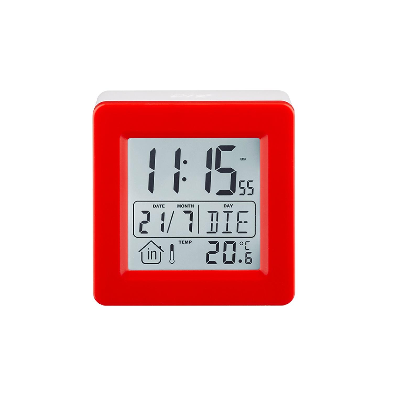 KRONTALER LCD-Funkwecker*