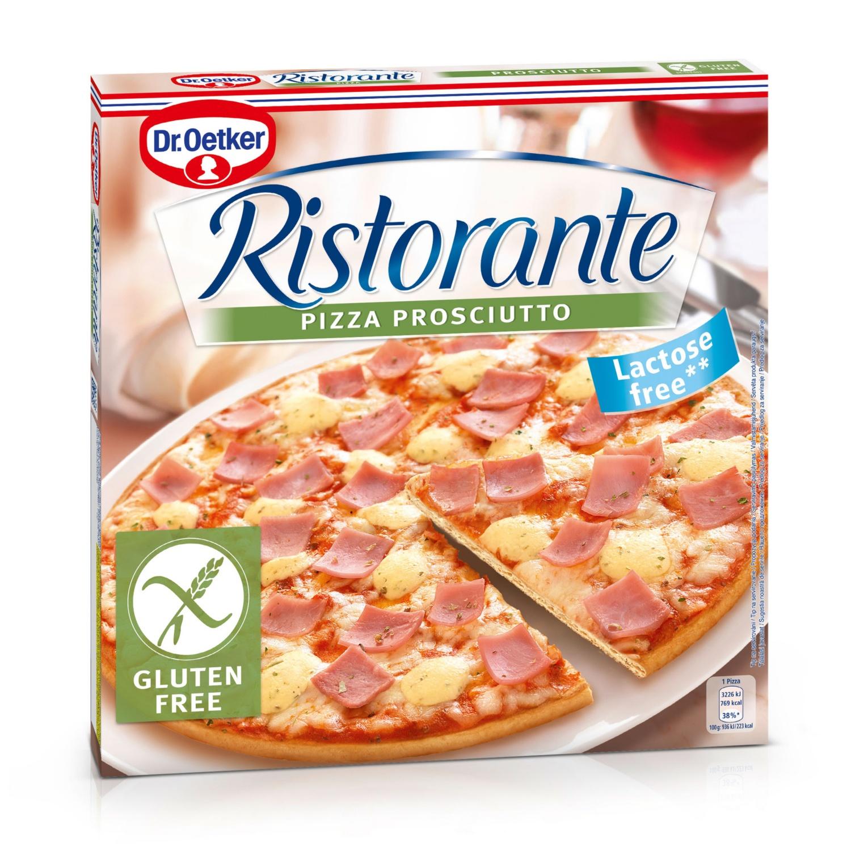 DR.OETKER Pizza Ristorante, Prosciutto, glutenfrei