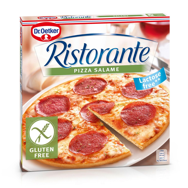 DR.OETKER  Pizza Ristorante, Salami, glutenfrei