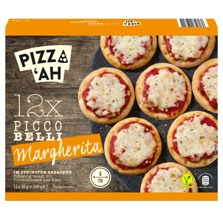 Pizz'AH Picco Belli 360 g