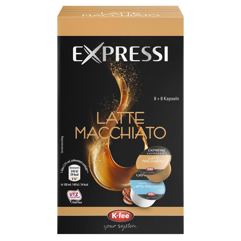 EXPRESSI Latte Macchiato 150g