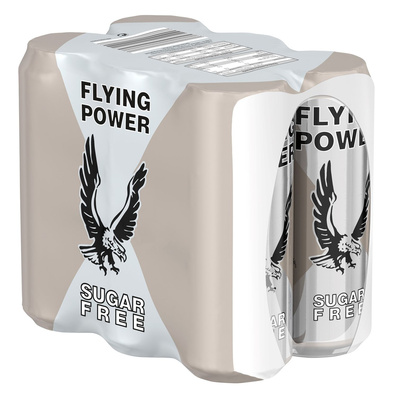 Flying Power Energy Drink 6 x 0,33l