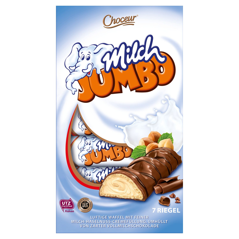 Choceur Milch Jumbo 150g