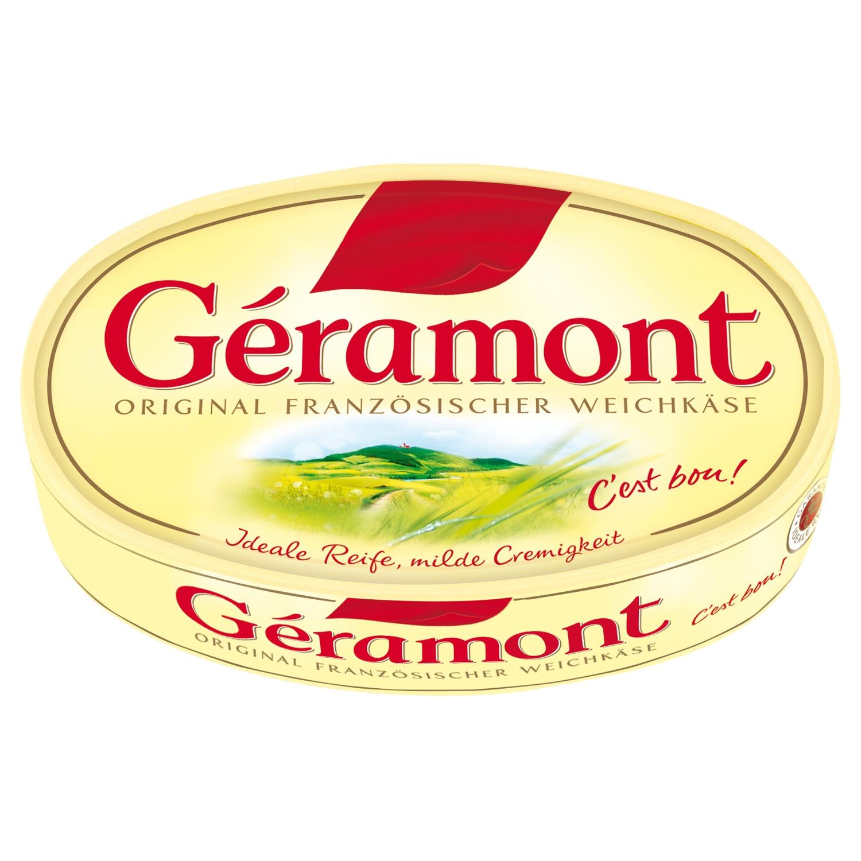 Géramont Cremig-leicht 200g