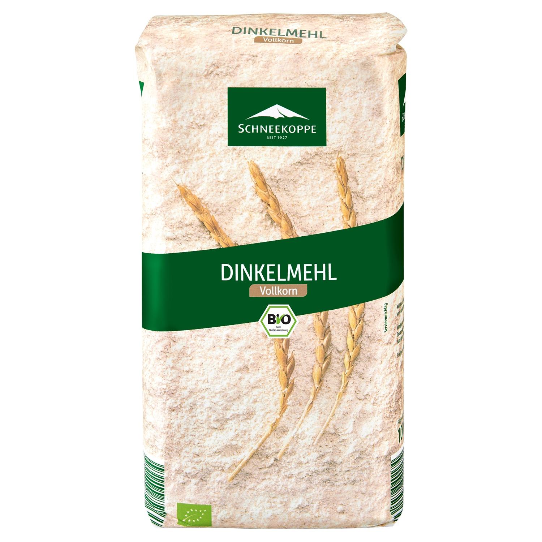 Schneekoppe Bio Dinkelmehl 1000 g