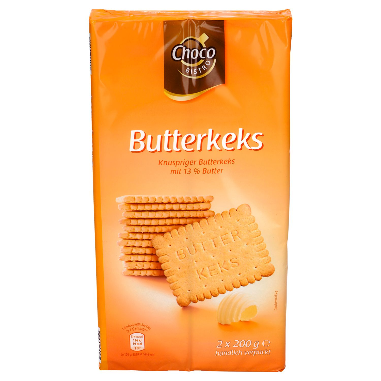 Choco Bistro Butterkeks 400g