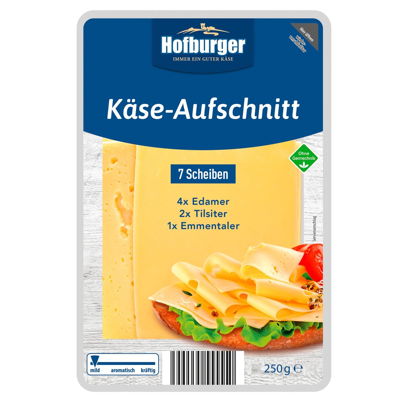 Hofburger Käse-Aufschnitt 250g