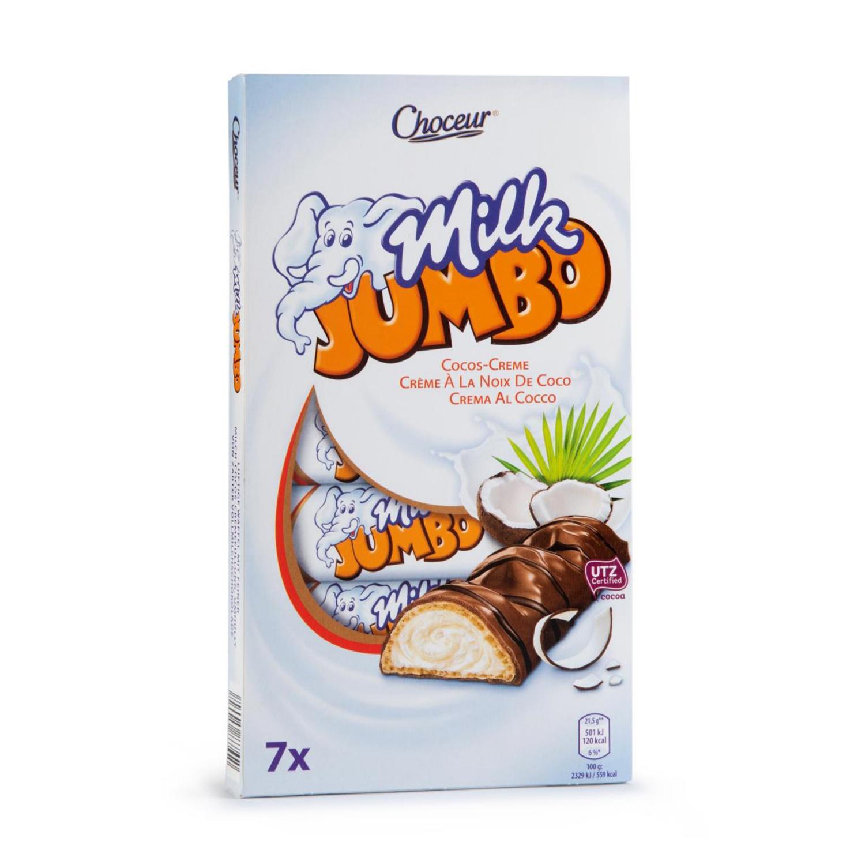 CHOCEUR Jumbo-Riegel, Kokos