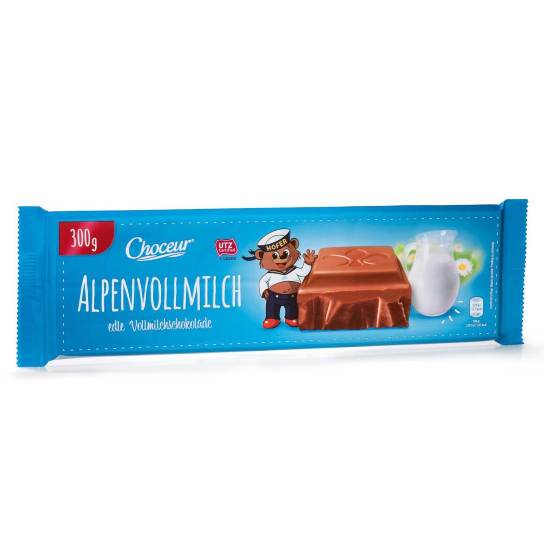 CHOCEUR Alpenvollmilch