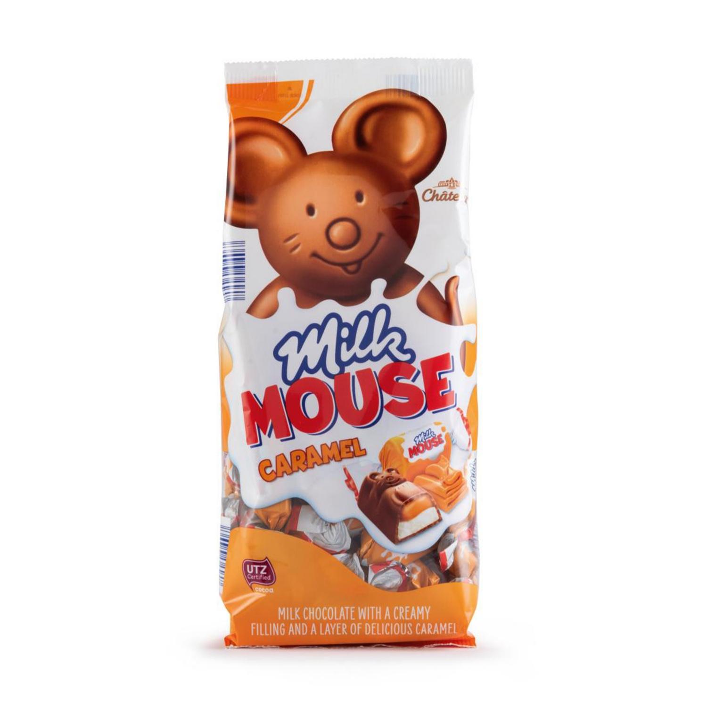 CHOCEUR Milch Mäuse, Karamell
