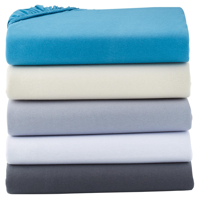 dormia Jersey-Spannbetttuch Komfortgröße*