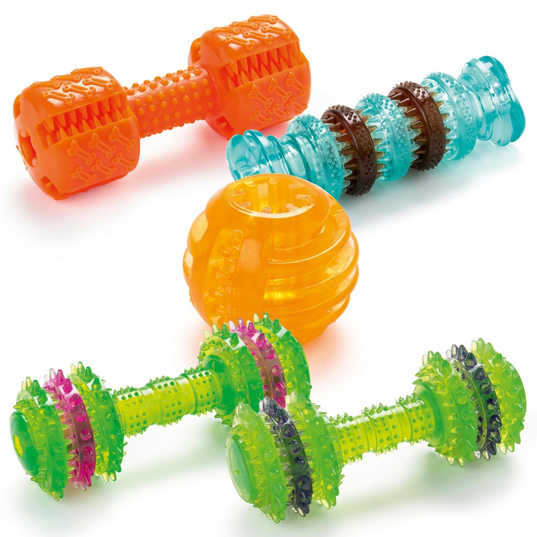 ROMEO Zahnpflegespielzeug für Hunde