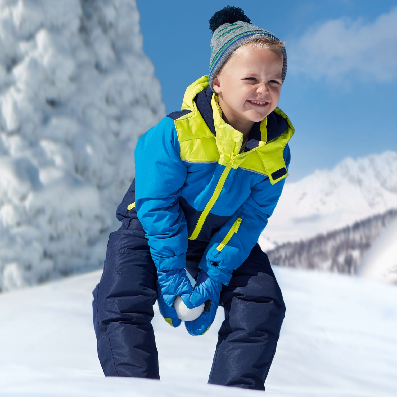 IMPIDIMPI Kleinkinder-Schneejacke