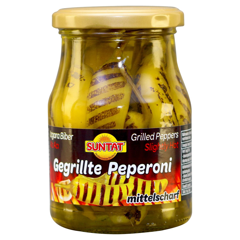 SUNTAT Gegrillte Peperoni 120 g
