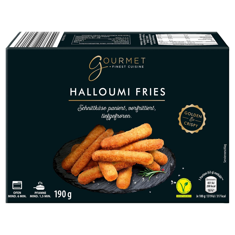 GOURMET Halloumi-Fries 190g* | ALDI SÜD