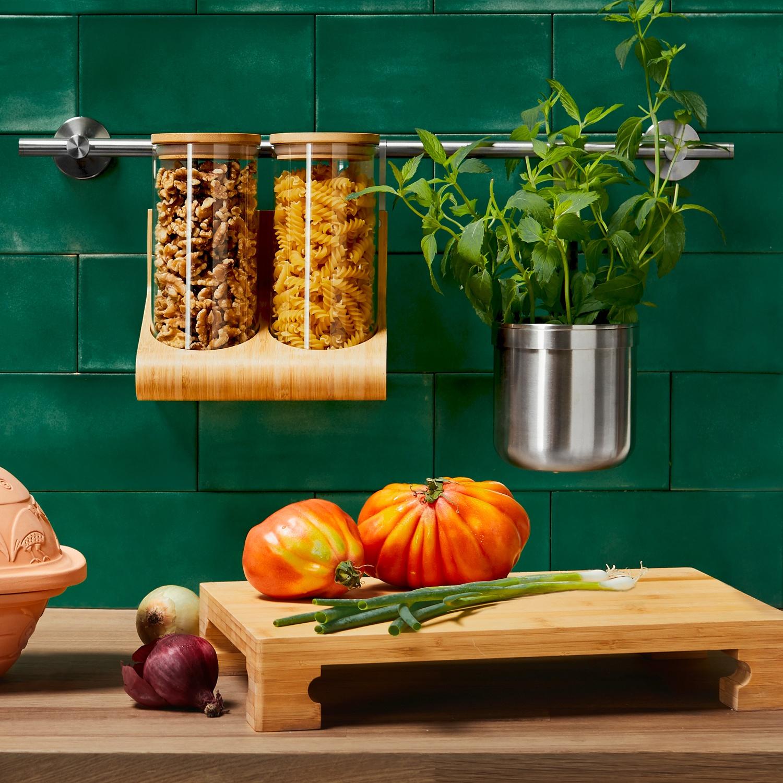 CROFTON® Küchenreling-Zubehör, groß*