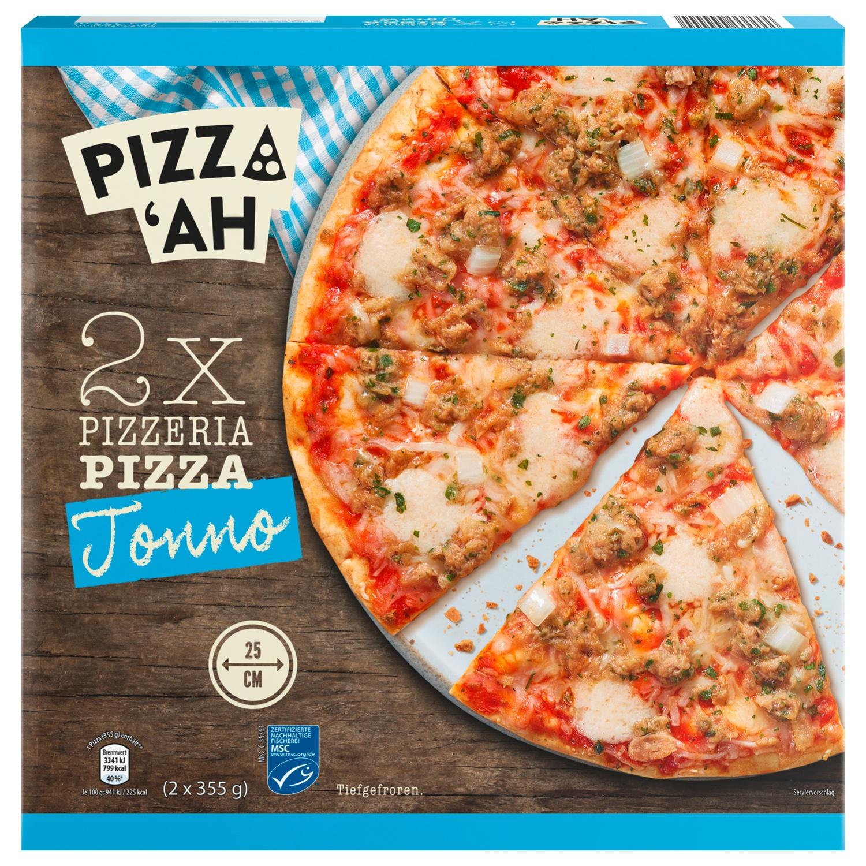 PIZZ'AH Pizzeria Pizza 710 g