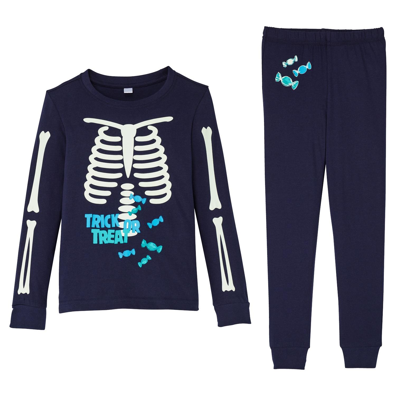 alive® Halloween-Pyjama, Glow in the Dark*