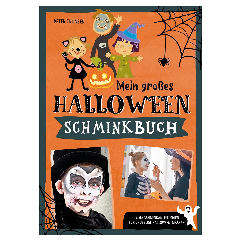 Halloween Spaßbuch für Kinder*