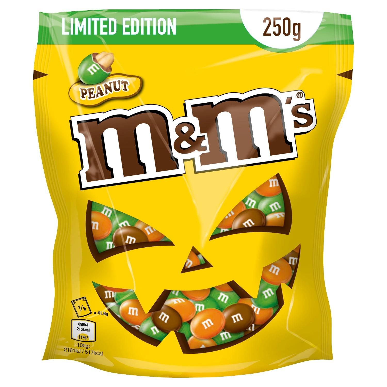 M&M's® Halloween Edition Peanut 250g*