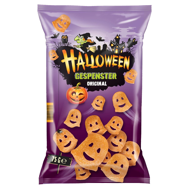 HALLOWEEN Snack Gespenster 75g*