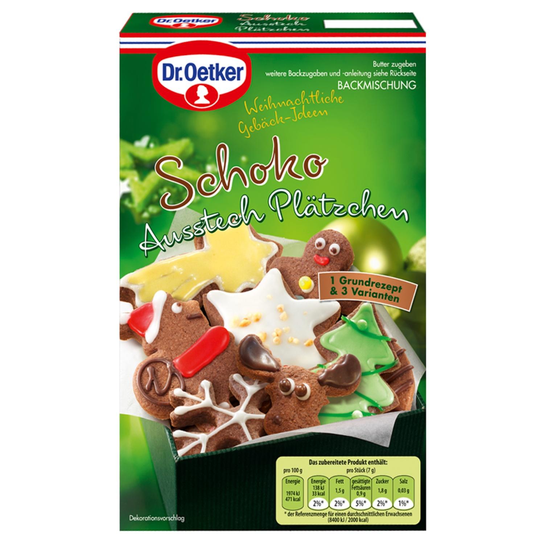 Dr. Oetker Backmischung Weihnachtsplätzchen 500 g*