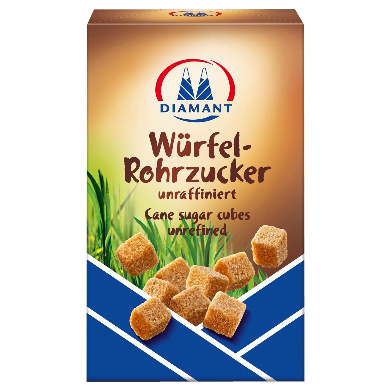 DIAMANT Würfel-Rohrzucker 500 g*