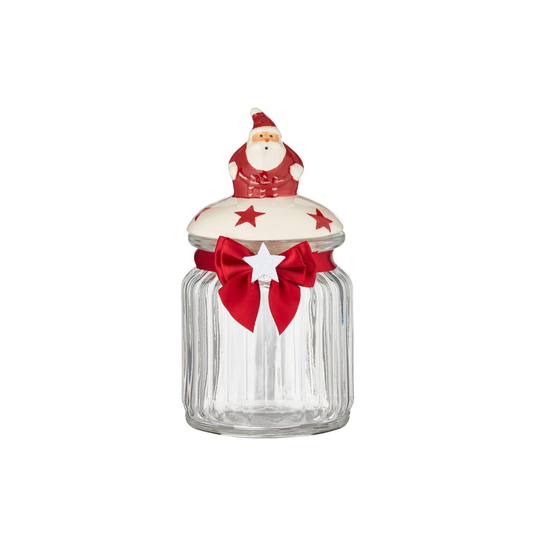 Weihnachtliche Vorratsgläser*