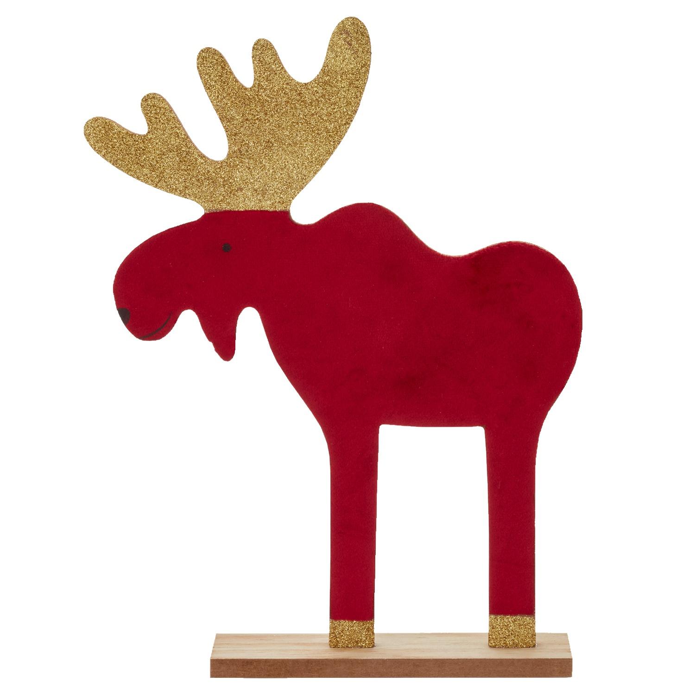 CASA Deco Weihnachtliche Holzdekoration*