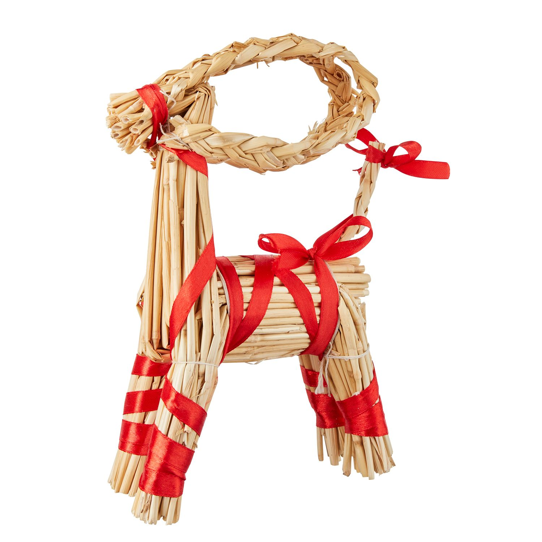 CASA Deco Weihnachtliche Strohfiguren*