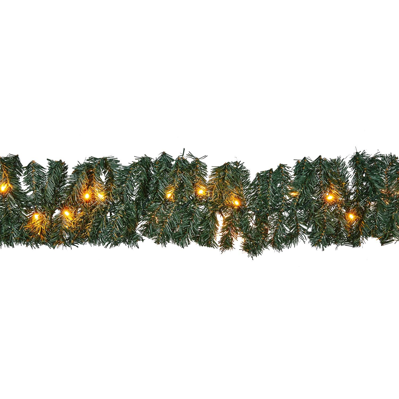 CASA Deco LED-Tannengirlande*