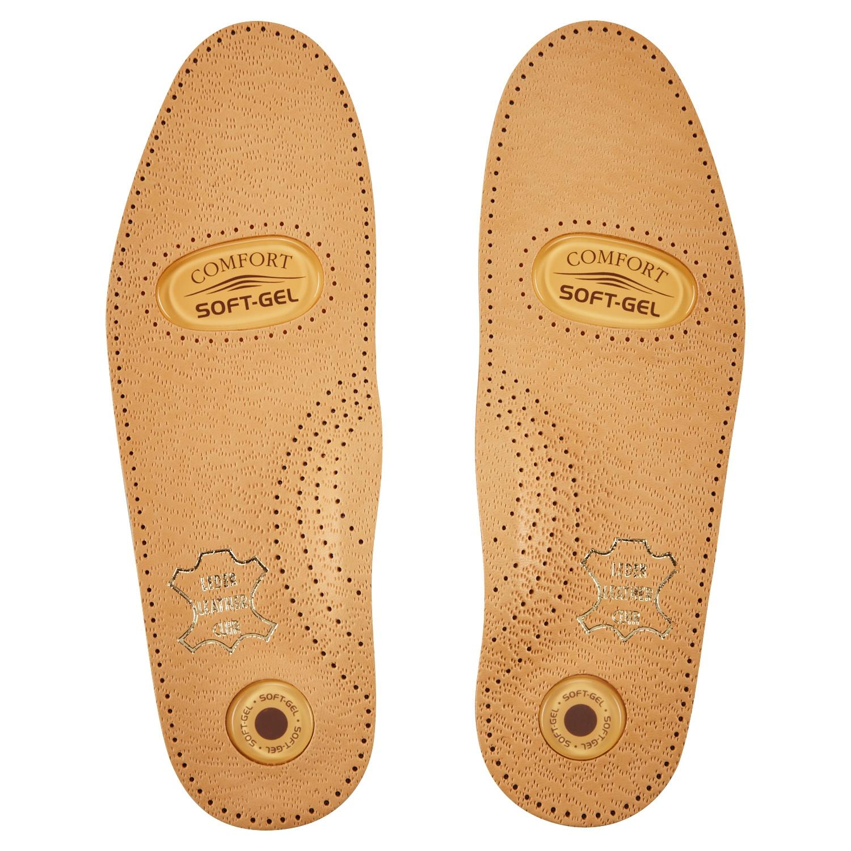 Leder Komfort-Fußbett*