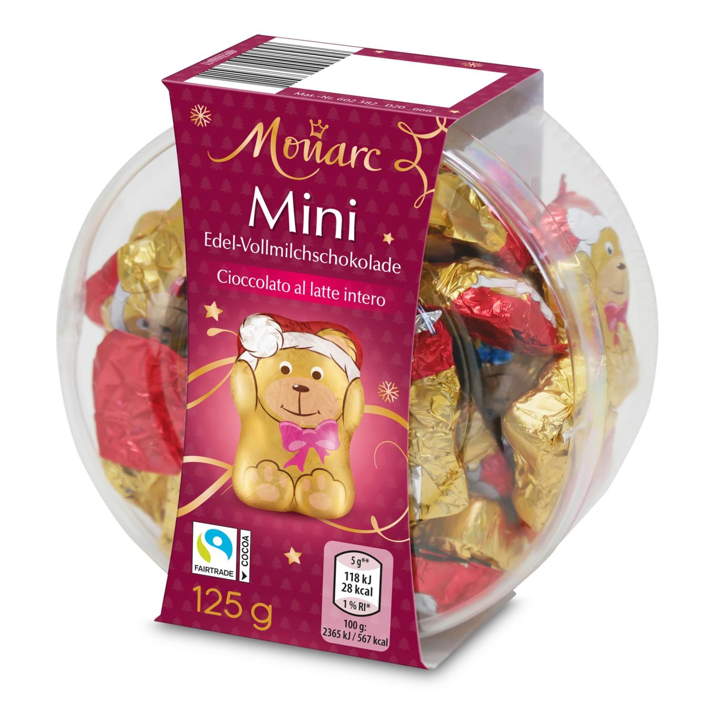 MONARC Mini Weihnachtsfiguren, Bär