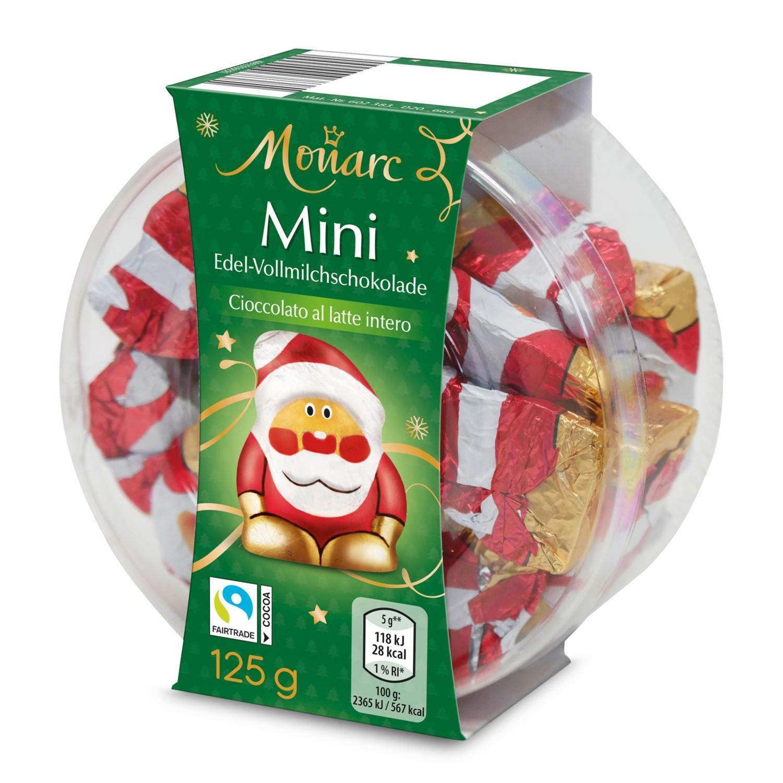 MONARC Mini Weihnachtsfiguren, Weihnachtsmann